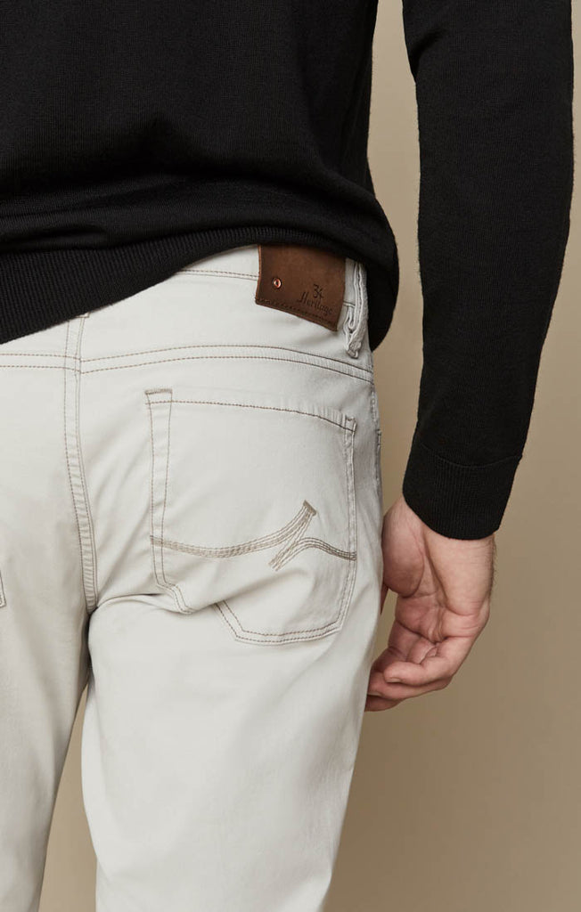 Courage Straight Leg Pants in Clay Active