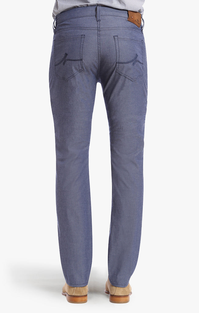 Courage Straight Leg Pants in Indigo Summer Twill