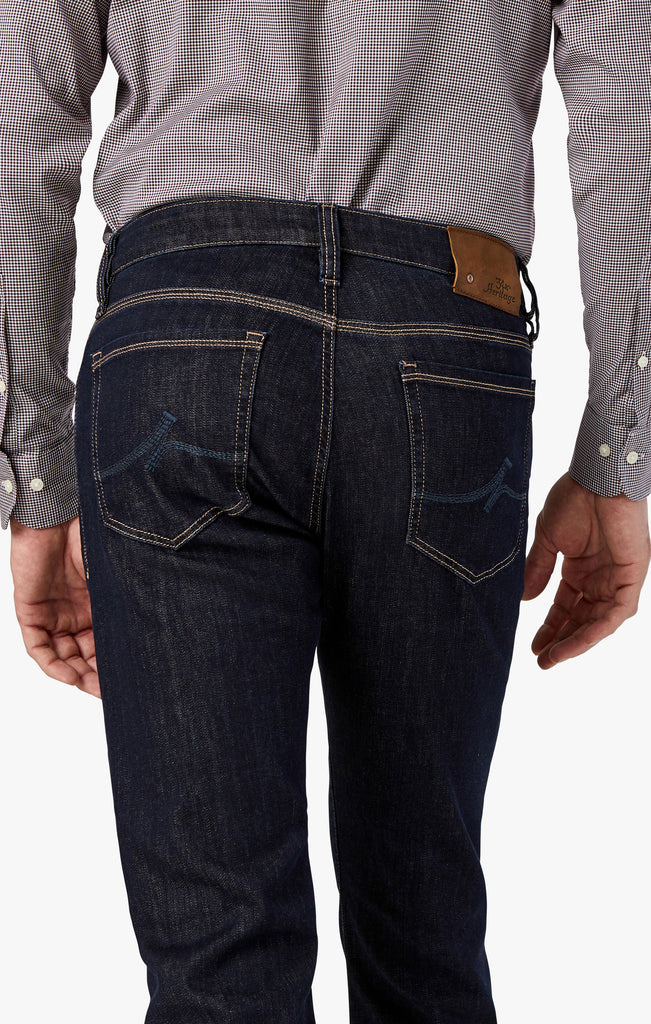 Courage Straight Leg Jeans in Midnight Cashmere