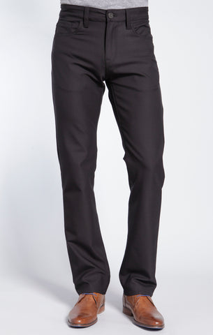 Courage Straight Leg in Black Techno - 34 Heritage Canada