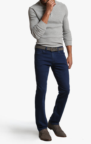 COURAGE STRAIGHT LEG IN MIDNIGHT DENIM - 34 Heritage Canada