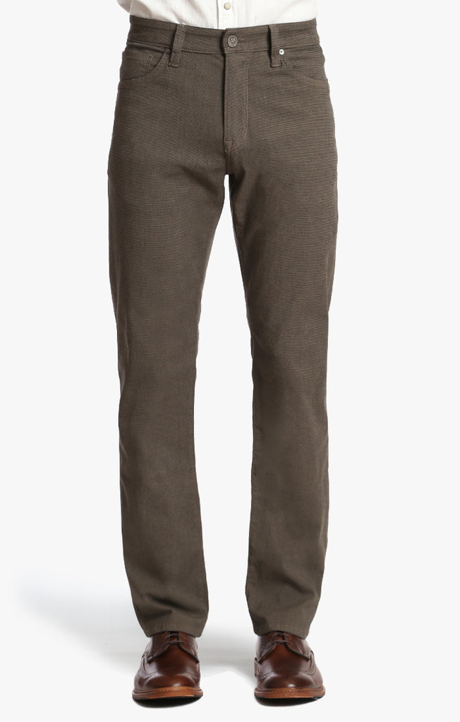 Courage Straight Leg in Camel Textured Tweed - 34 Heritage Canada