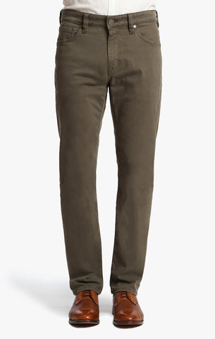 Courage Straight Leg in Olive Twill - 34 Heritage Canada