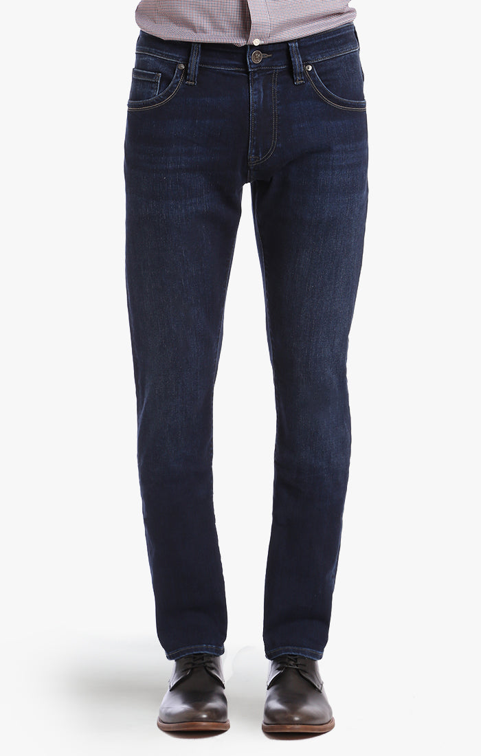 Courage Straight Leg in Indigo Core - 34 Heritage Canada