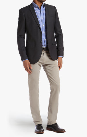 COURAGE STRAIGHT LEG IN KHAKI FINE TWILL - 34 Heritage Canada
