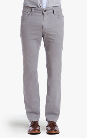 COURAGE STRAIGHT LEG IN GREY FINE TWILL - 34 Heritage Canada