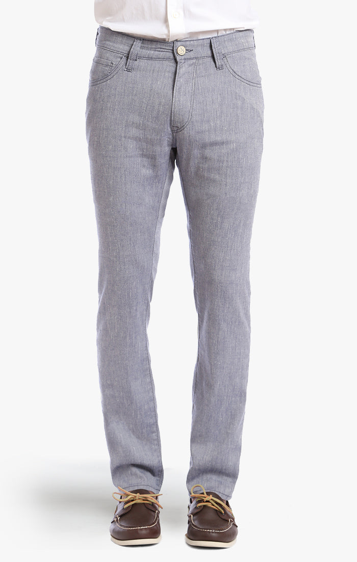 COOL TAPERED LEG IN INDIGO TEXTURED - 34 Heritage Canada