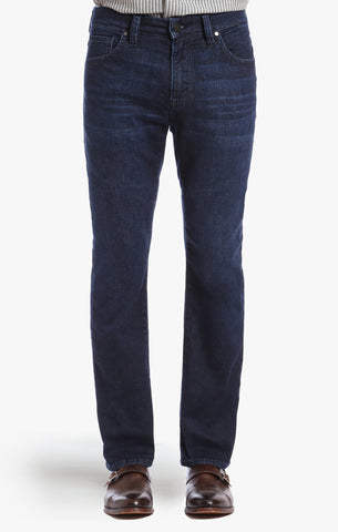 COURAGE STRAIGHT LEG IN DARK MILAN DENIM - 34 Heritage Canada