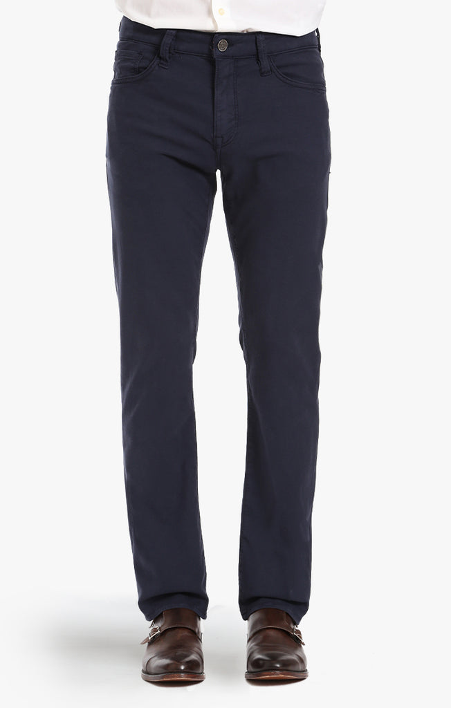 COURAGE STRAIGHT LEG IN NAVY FINE TWILL - 34 Heritage Canada