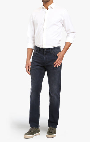 COURAGE STRAIGHT LEG JEANS IN DEEP NIGHT