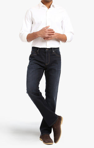COURAGE STRAIGHT LEG JEANS IN INK FOGGY