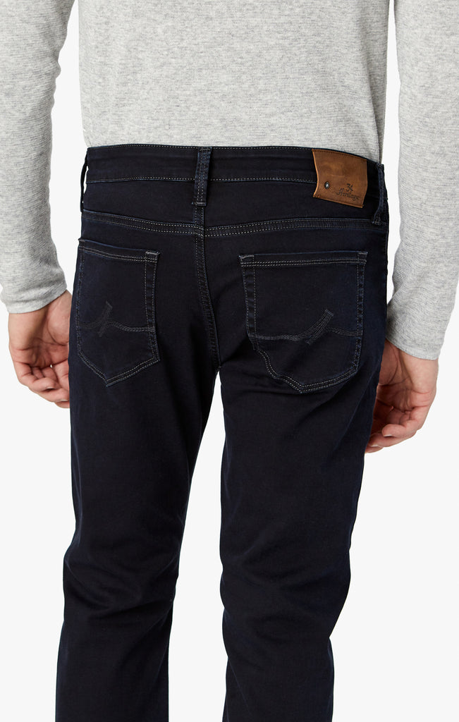 Courage Straight Leg Jeans in Rinse Austin