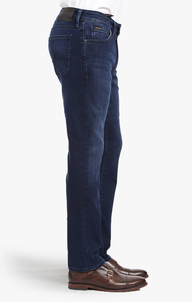 Courage Straight Leg Jeans in Deep Ultra