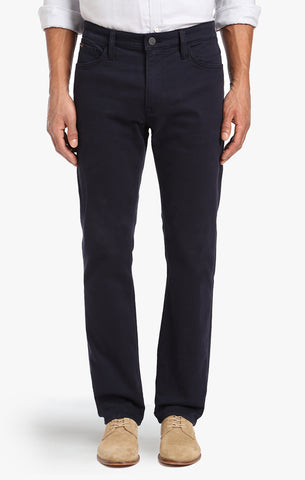 COURAGE STRAIGHT LEG PANTS IN NAVY WASHED LUXE - 34 Heritage Canada