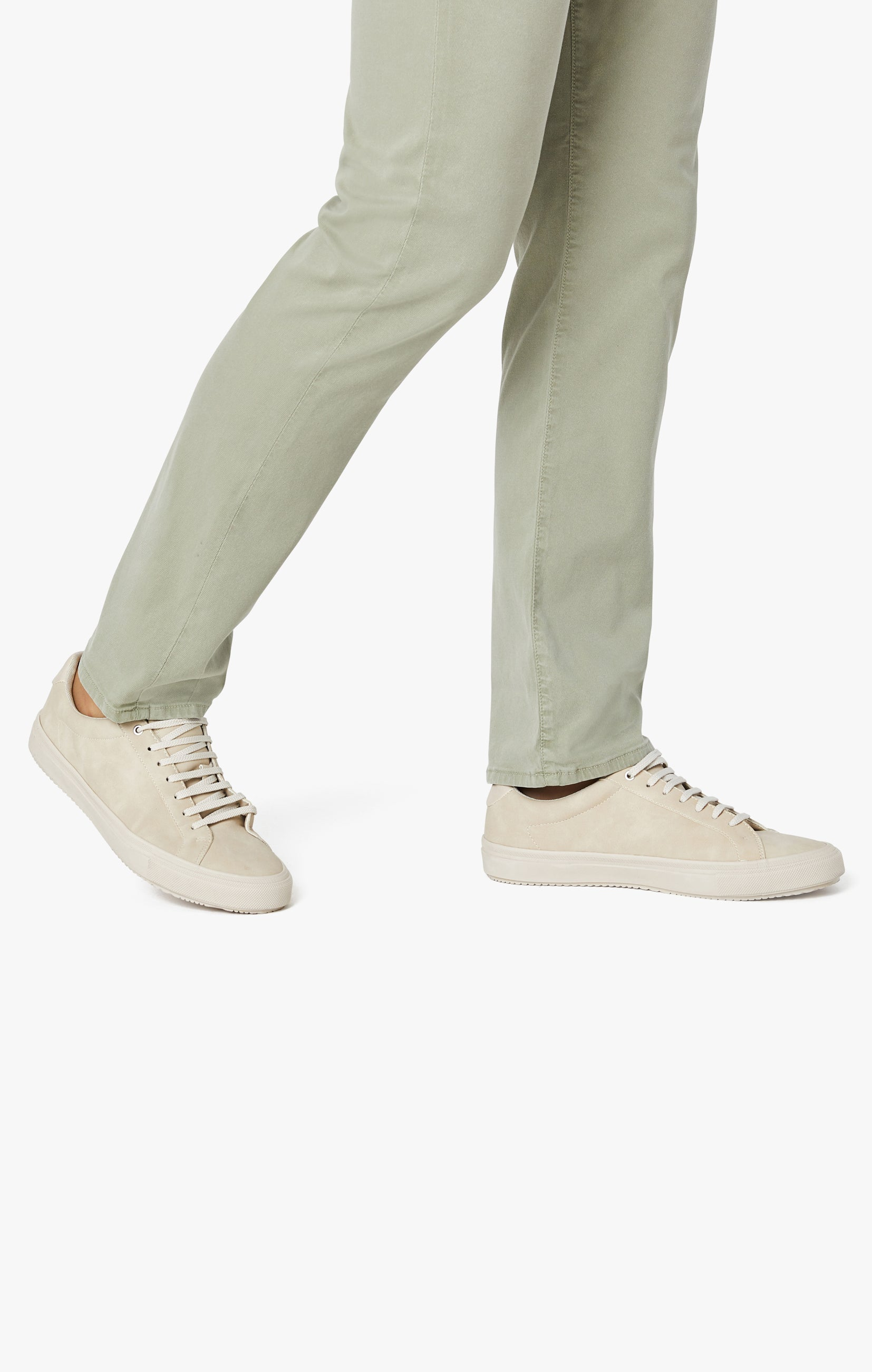 Courage Straight Leg Pants in Sage Soft Touch Image 9