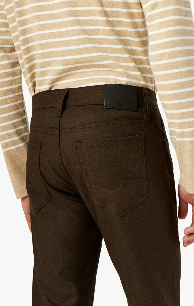 Courage Straight Leg Pants In Brown Supreme