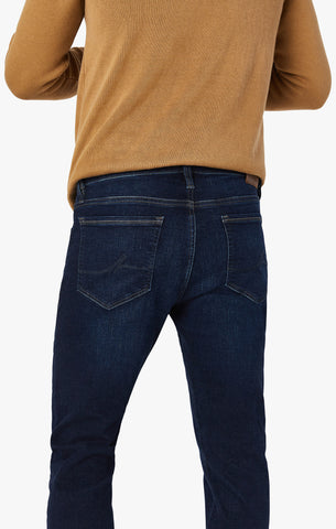 Courage Straight Leg Jeans in Dark Core