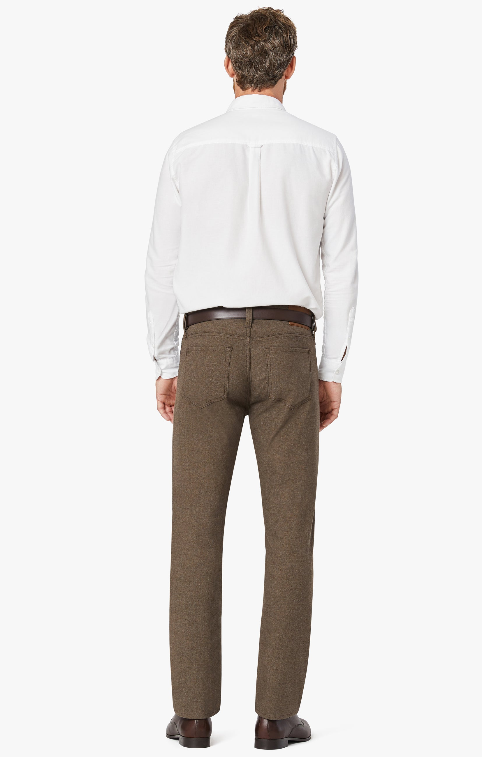 Courage Straight Leg Pants In Mocha Supreme Image 9