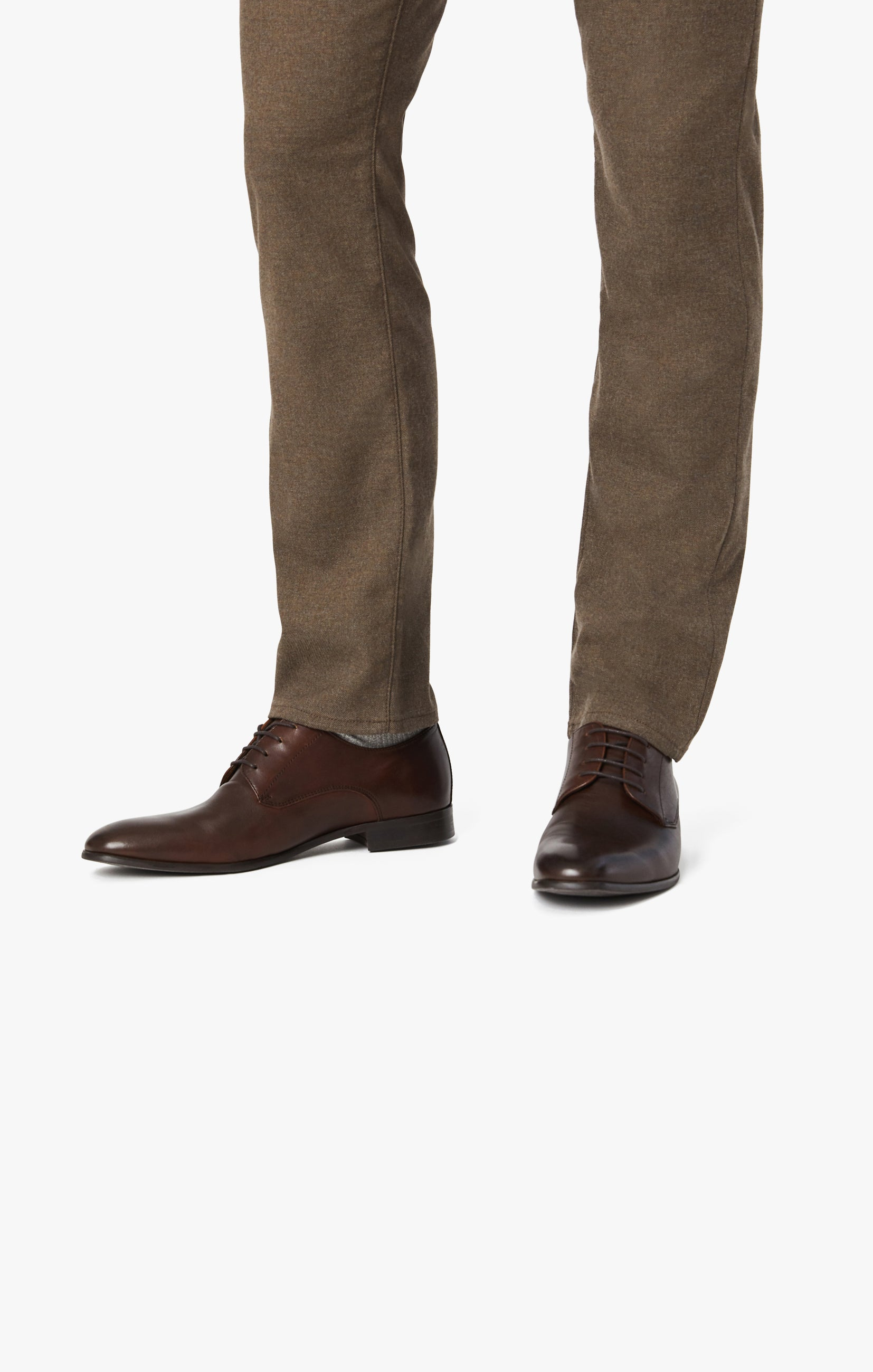 Courage Straight Leg Pants In Mocha Supreme Image 4