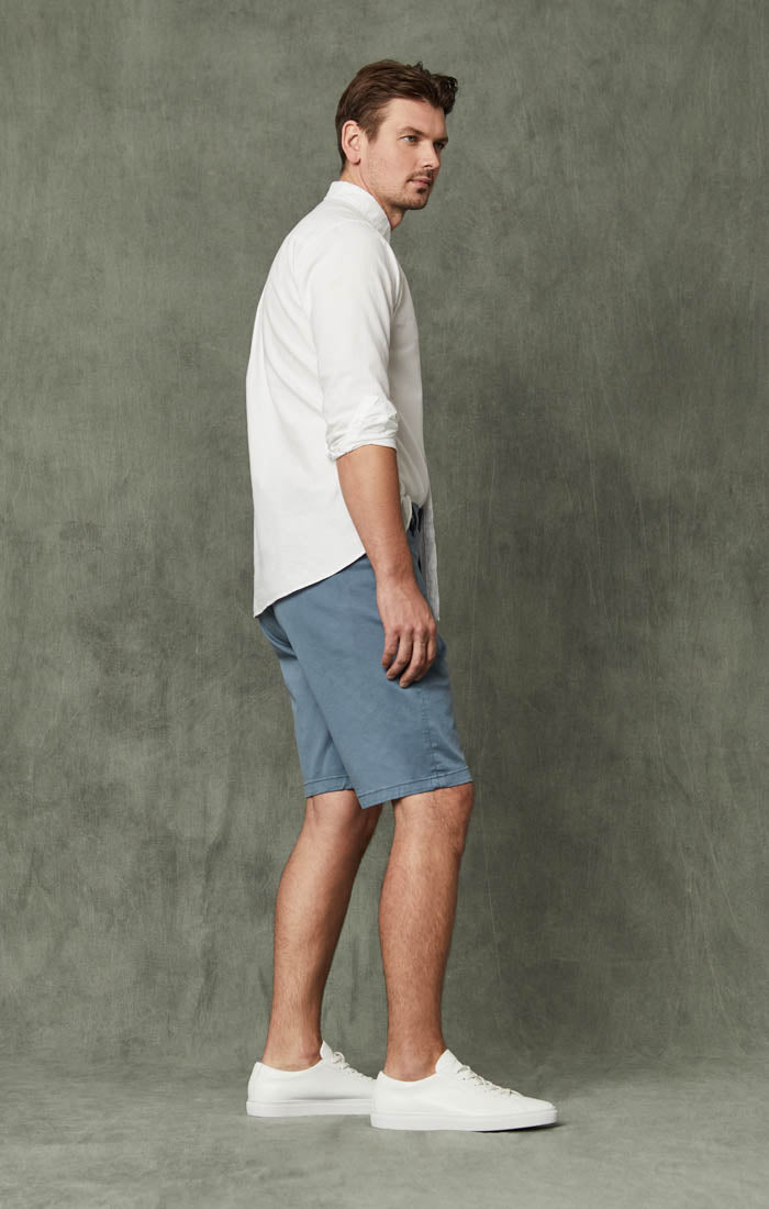 Nevada Shorts in Blue Soft Touch