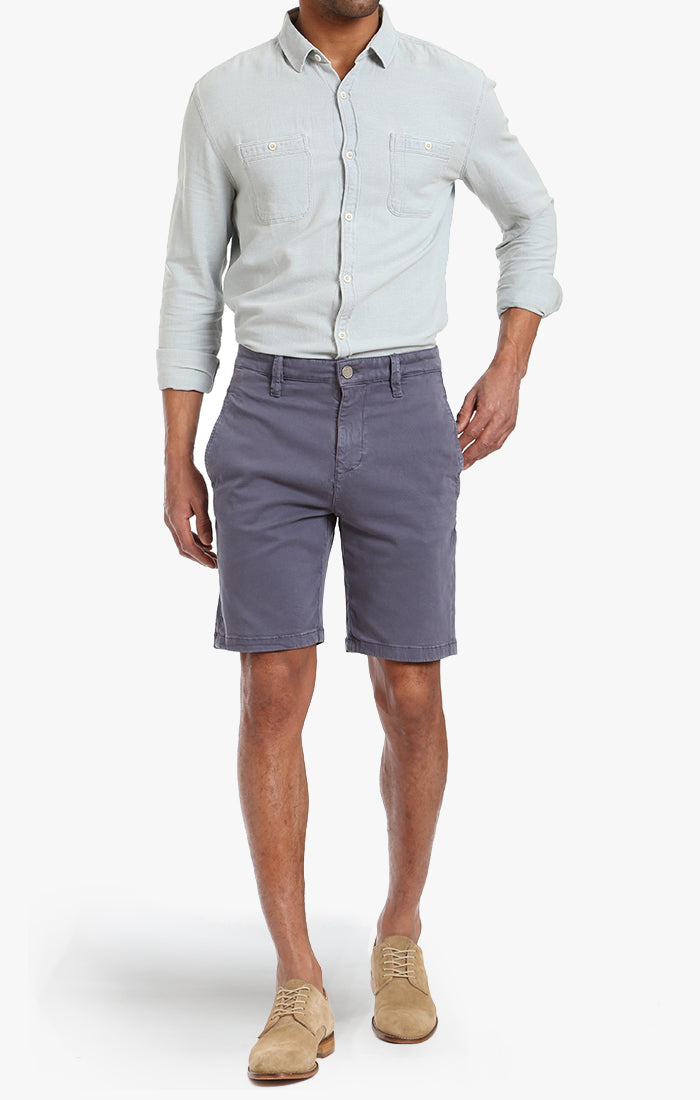 Nevada Shorts in Horizon Twill
