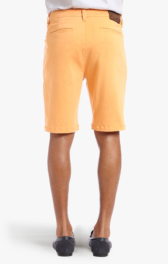 NEVADA SHORTS IN PEACH TWILL - 34 Heritage Canada