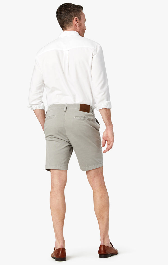 Arizona Slim Shorts in Griffin Washed Twill