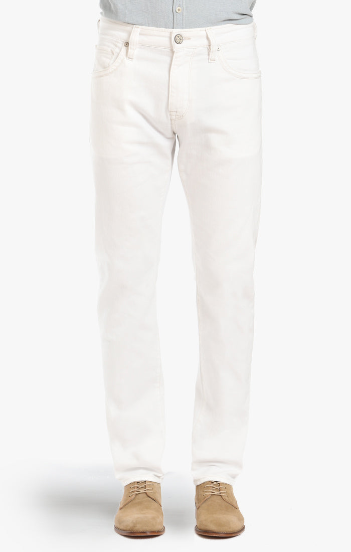 COOL TAPERED LEG IN WHITE DENIM - 34 Heritage Canada