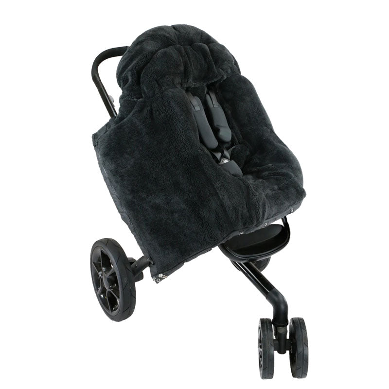 Manta 212 Evolution Plush-Negra
