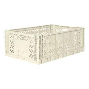 Caja Organizadora MaxiBox Cream