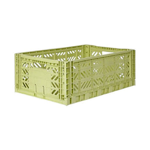 Caja Organizadora MaxiBox Lime Cream