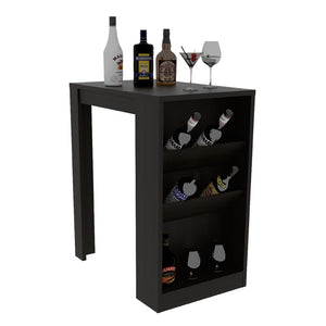 Mesa de Bar Syrah Wengue