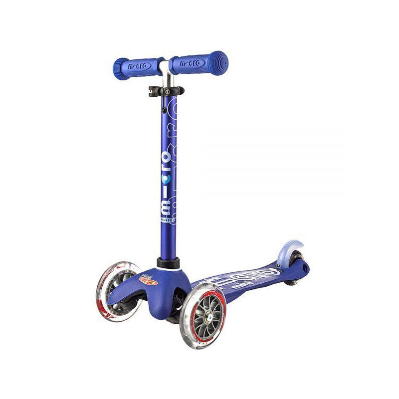 Scooter Mini Deluxe Azul