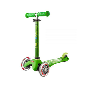 Scooter Mini Deluxe Verde