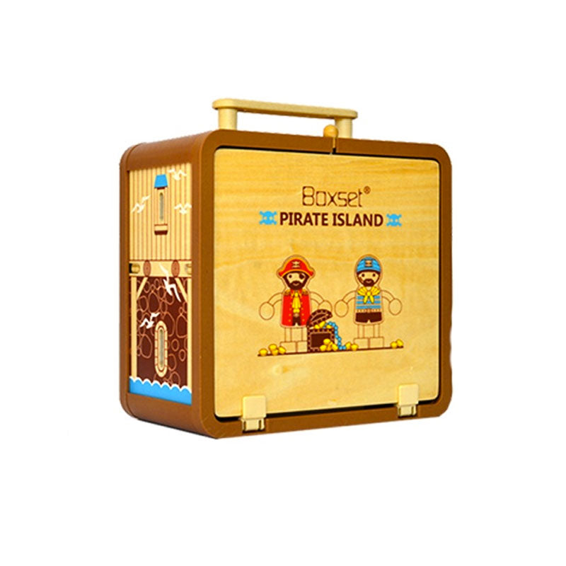 Box Set Isla Pirata