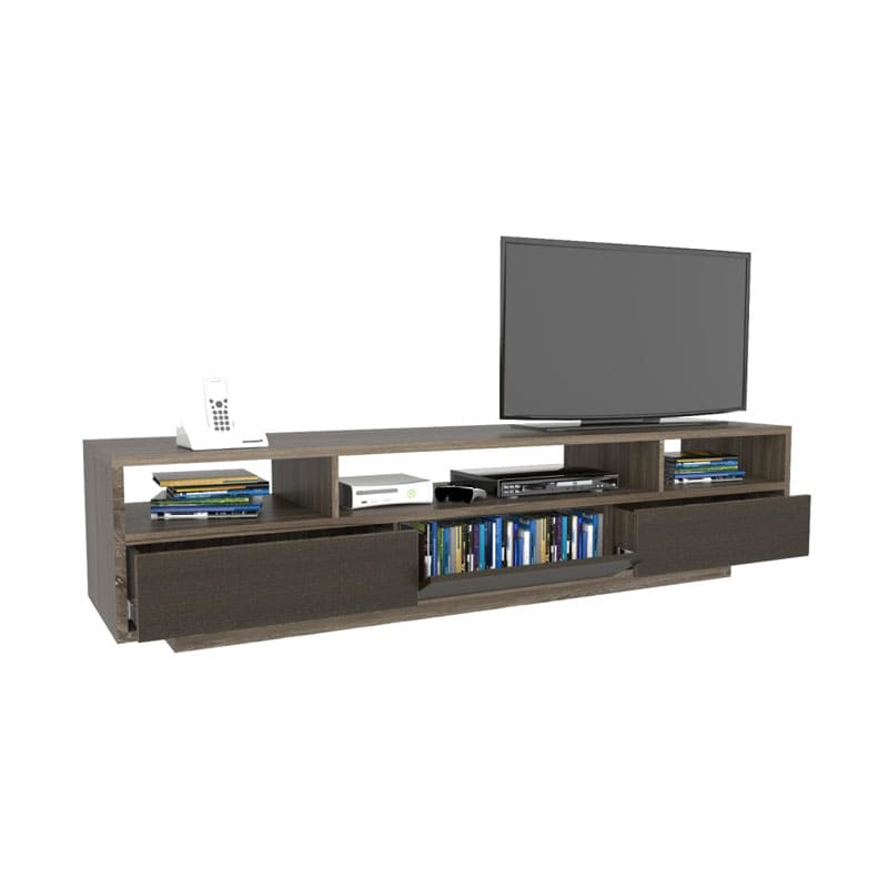 Rack Bellagio TV90 Siena Wengue