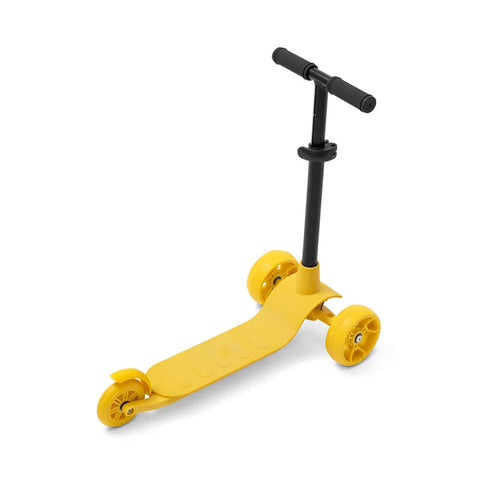 Scooter Roda Amarillo