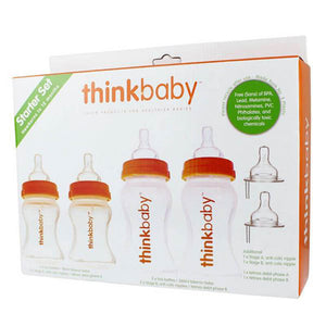 Set de Mamaderas Starter Thinkbaby