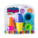 Set de Vasos Apilables Suction Kupz