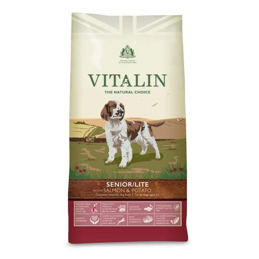 Vitalin Dog Food Tedandharricom