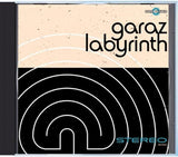 Garaz - Labyrinth - Compact Disc Cold Busted