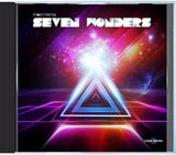Mojo Rising - Seven Wonders - Compact Disc Cold Busted