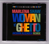 Marlena Shaw - Woman of the Ghetto (Akshin Alizadeh Mixes) - Compact Disc Cold Busted
