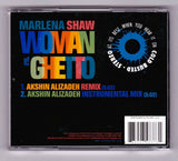 Marlena Shaw - Woman of the Ghetto (Akshin Alizadeh Mixes) -  Cold Busted