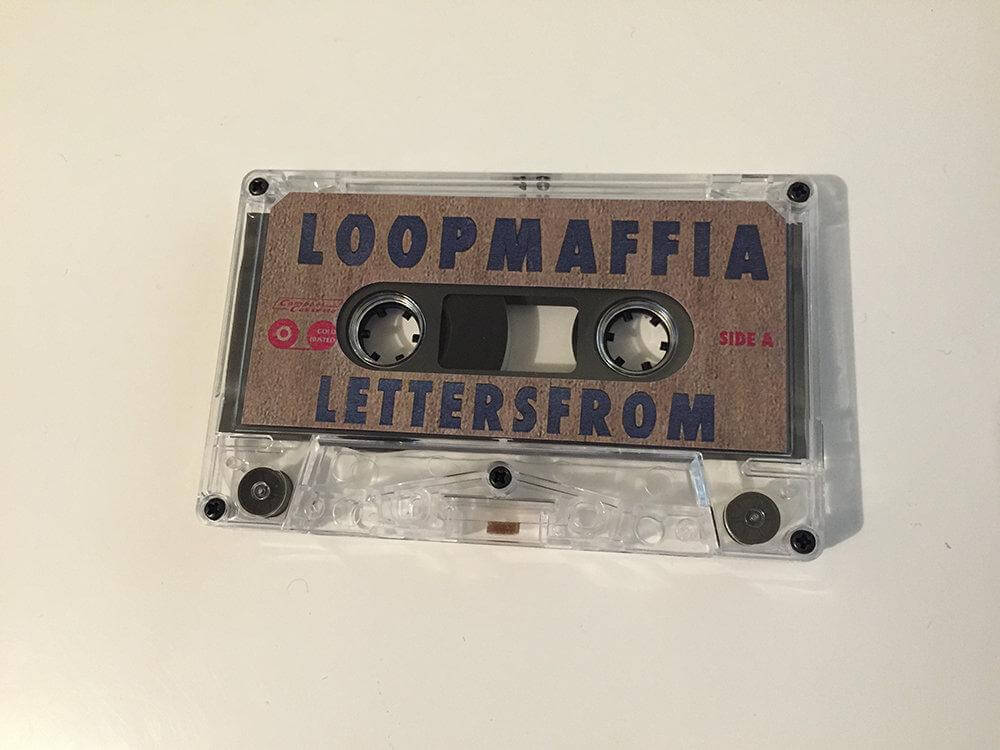 Loopmaffia - Letters From - Limited Edition Cassette Cold Busted