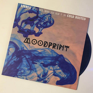 "Moodprint - Moodprint - Limited Edition 12"" Vinyl Cold Busted"