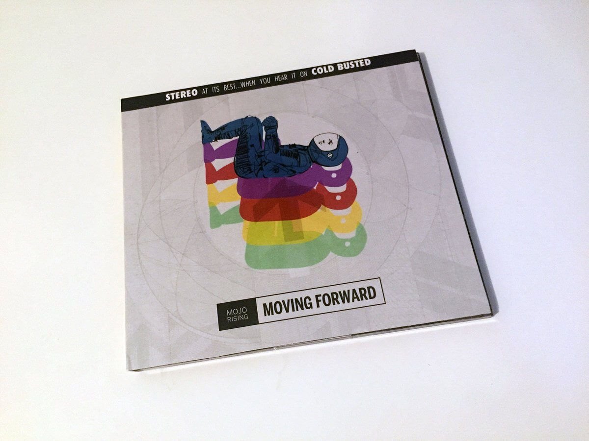 Mojo Rising - Moving Forward - Limited Edition Compact Disc Cold Busted