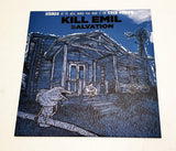 "Kill Emil - Salvation - Limited Edition 12"" Vinyl Cold Busted"