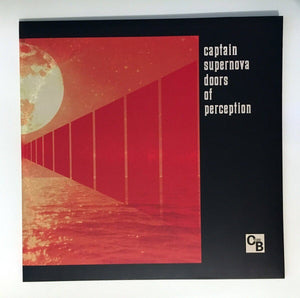"Captain Supernova - Doors of Perception - Limited Edition 12"" Vinyl Cold Busted"