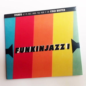 Various Artists - Funkinjazz 1 - Limited Edition Compact Disc Cold Busted